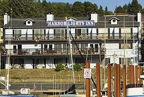 The Depoe Bay Inn (formerly Harbor Lights Inn). 13 Lovely Rooms Overlook  What Is Known As The U201cworldu0027s Smallest Navigable Harboru201d In Quaint Depoe  Bay, ... Pictures