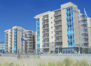 Seaside Vacation Condos