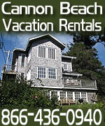 60 vacation homes to choose from, all in Cannon Beach or Arch Cape. Massive, grandiose homes with historic character to brand new; even condos near beach. All oceanfront or very close. Sleep as many as 12. Highlights include garden areas, clawfoot tub, hot tubs, decks, a solarium and maybe even an electric organ. Some homes are in a condo complex w/ swimming pool. Some pet friendly.