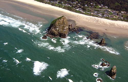 Haystack Awarenss Program Begins Season at N. Oregon Coast's Cannon Beach