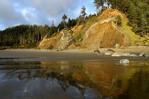 Cannon Beach's Ecola State Park is part of the Oregon Coast Trail