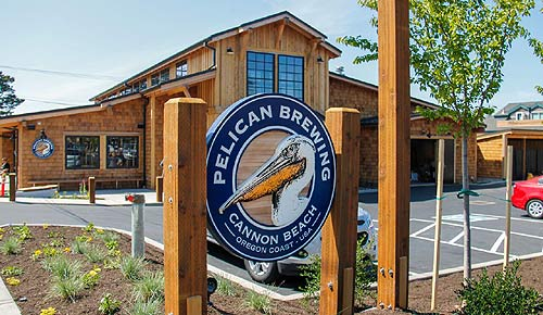 Pelican Brewpub in Cannon Beach is now open