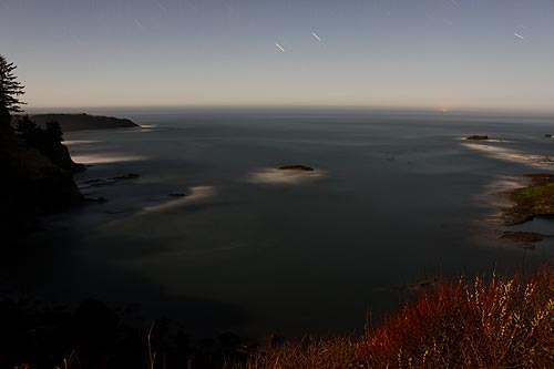 Great Big Meteor Shower for Oregon, the Coast - Beware Rumors, However