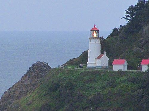 Take Your Own Oregon Coast Ghost Tour