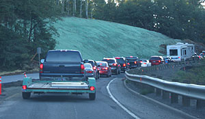 Road Construction Delays For Routes To Oregon Coast