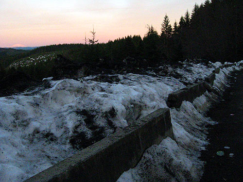 Snow, Flood and Wind Warnings Around Oregon Coast Range, Beaches, Portland