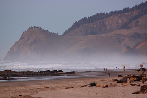 Central Oregon Coast Preview Lincoln City in May