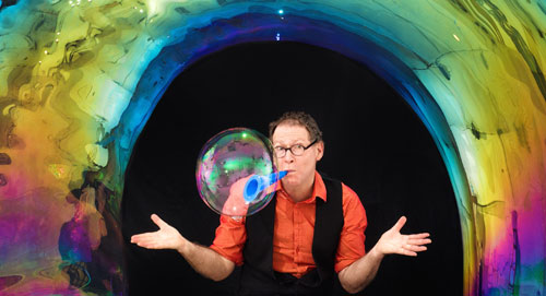 Festival of Illusions Returns to Oregon Coast for Both Spring Breaks