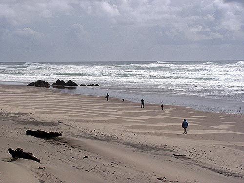 Lincoln City Or To Cannon Beach Or
