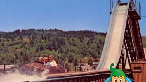Kooky Oregon Coast History Lincoln City S Pixieland Part Two