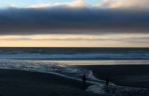 Eclipse Restrictions, Closures on Oregon Coast; Beach Fires Banned