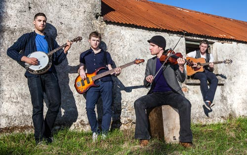 Fiery Celtic Rock Ensemble Hits Central Oregon Coast This Weekend