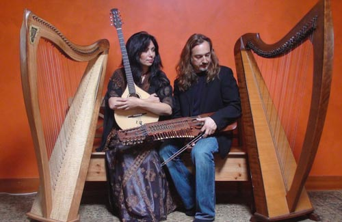 Celtic Duo Graces Oregon Coast with Unique Blend of Old, New