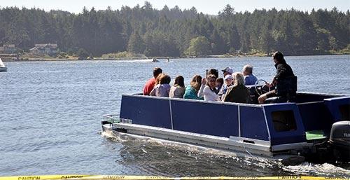 Devil 39 s lake revival returns to lincoln city oregon coast for Devils lake oregon fishing