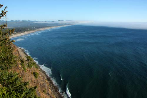 Underwater Quake And Aftershocks Off Southern Oregon Coast