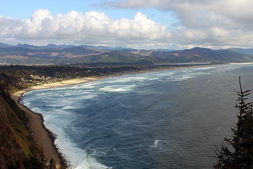 Almost Aerial on the Coast: Wowing Visions from Viewpoints