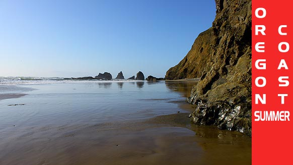 Oregon Coast Summer Attractions Events Beaches