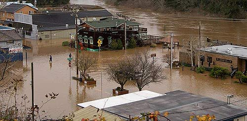 End In Sight For Oregon Coast Flooding More Warnings For
