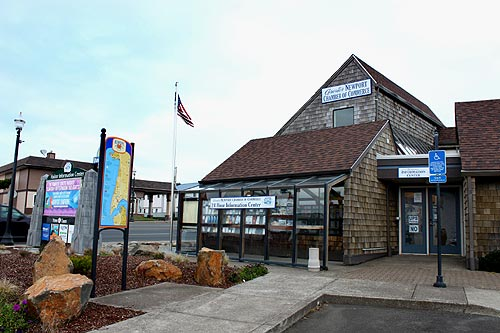 photo of Greater Newport, Oregon Chamber of Commerce, Visitors Center