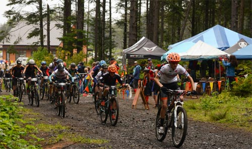 Oregon Coast Mountain Bike Race Gets Gnarly, Dirty but Scenic