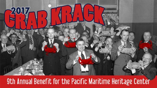 The Ninth Annual Crab Krack is scheduled for February 12th at the Best Western Agate Beach Inn in Newport