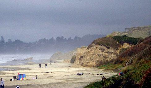 Nye Beach Oregon Weather