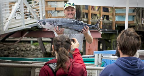 Oregon Coast Program Expands: Learn to Buy Fish Off the Docks