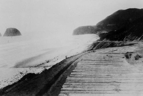 Surprising History of N. Oregon Coast's Tillamook County: Shipwreck Lodging and Oceanside