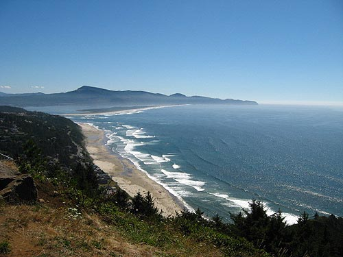 Oregon Coast Latest: A Week of Stellar Weather, Small Quake
