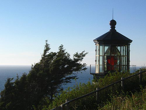 Cape Meares Lighthouse, near Oceanside