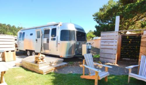 Oregon Coast Lodging Latest: Glamping, New Spa and Vacation Rentals
