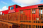 Rockaway Beach Main Access caboose
