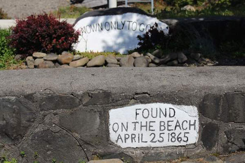 Unusual Sides to North Oregon Coast History Come to Light, Including Mysterious Grave
