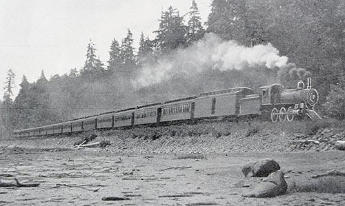 Romance Of The Rails On Oregon Coast Is Subject Of Talk