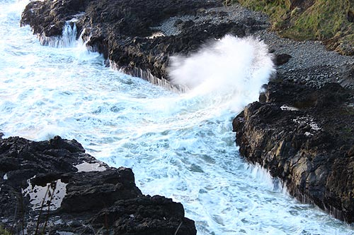 Cape Perpetua's Devil's Churn