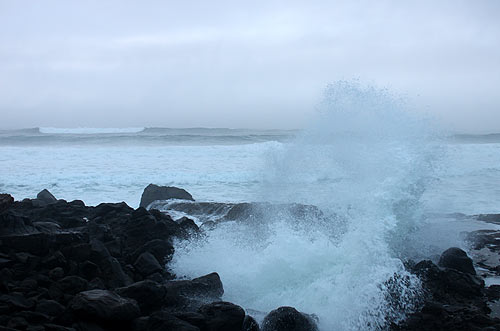 Large, Stormy Seas on Oregon Coast This Week, Heavy Winds Friday